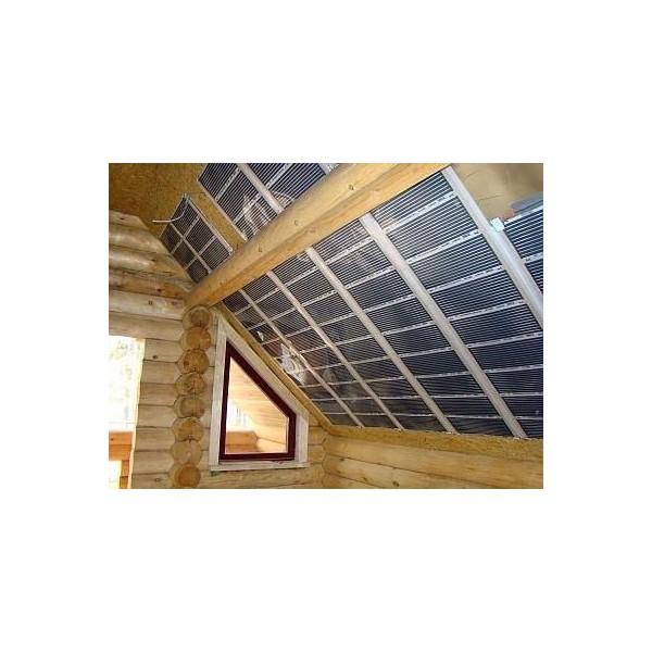 plafond-verwarmingsfolie